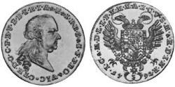 3 Ducat Electorate of Bavaria (1623 - 1806) Gold