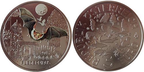 3 Euro 奥地利 銅