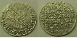 3 Grosh Polish-Lithuanian Commonwealth (1569-1795) Silver