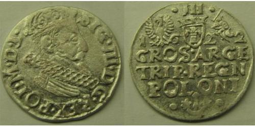 3 Grosh Polish-Lithuanian Commonwealth (1569-1795) Silver