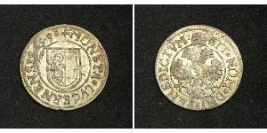 3 Kreuzer Schweiz Silber