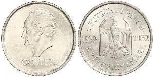 3 Mark Weimarer Republik (1918-1933) Silber