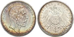 3 Mark  Silver
