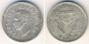3 Penny Sudáfrica Plata