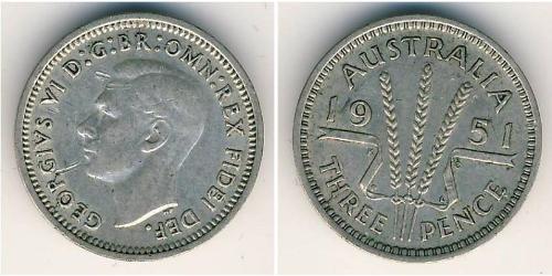 3 Penny Australia (1939 - )