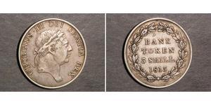 3 Shilling United Kingdom Silver George III (1738-1820)