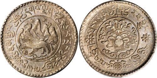 3 Srang Tibet Silber