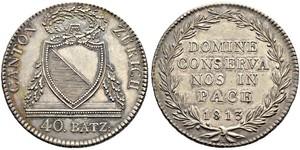 40 Batz 瑞士 銀