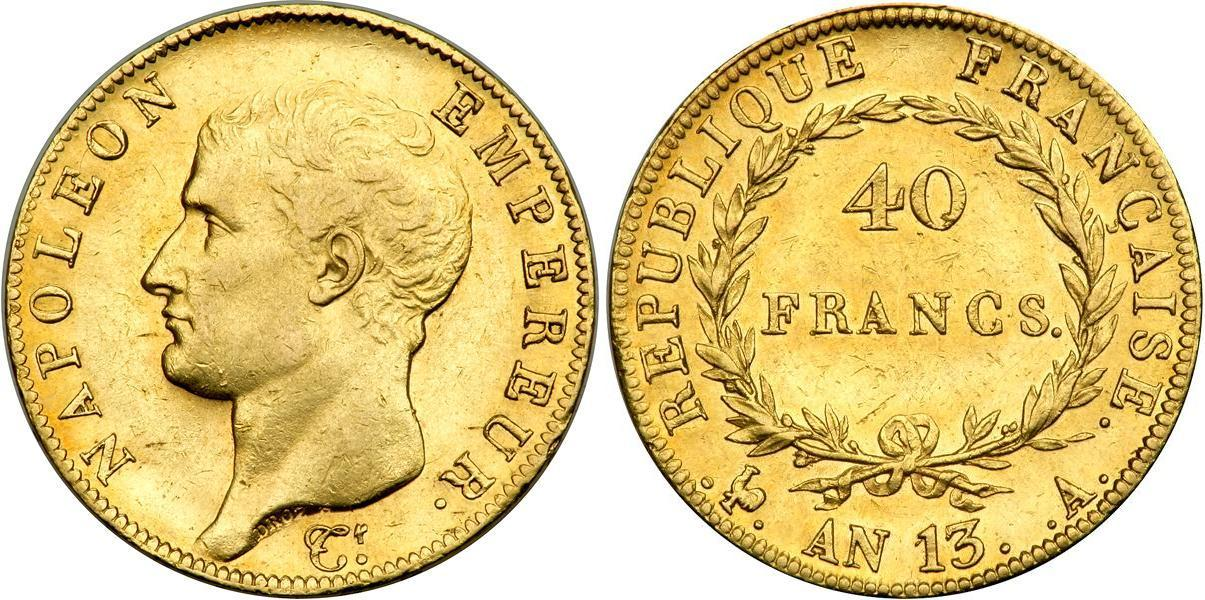 Resultado de imagen de napoleon de oro