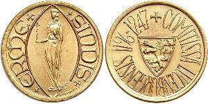 40 Franc Luxembourg