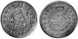 48 Kreuzer Geschichte Bayerns (907 - 1623) Silber Maximilian I. (Bayern)(1573 – 1651)