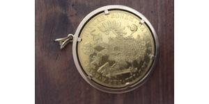 4 Дукат Австро-Угорщина (1867-1918) Золото Франц Иосиф I (1830 - 1916)