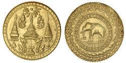 4 Baht Thailand Gold