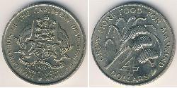 4 Dollar  Kupfer/Nickel