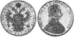 4 Ducat Austrian Empire (1804-1867) Gold Franz Joseph I (1830 - 1916)