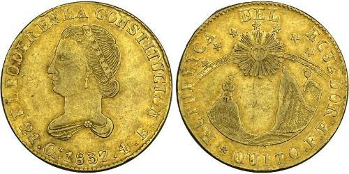4 Escudo Ecuador Gold