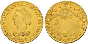 4 Escudo Ecuador Oro