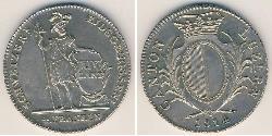 4 Franc Switzerland Silver