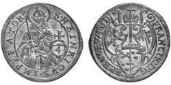 4 Kreuzer Prince-Bishopric of Bamberg (1245–1802) Silver