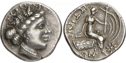 4 Obol / 1 Tetrobol Ancient Greece (1100BC-330) 銀