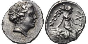 4 Obol / 1 Tetrobol Ancient Greece (1100BC-330) Silver