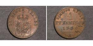 4 Pfennig Kingdom of Prussia (1701-1918) Copper