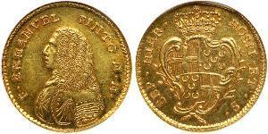 4 Zecchino Malta Gold