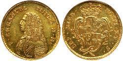 4 Zecchino Malta Oro