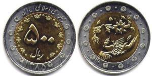 500 Риал Иран