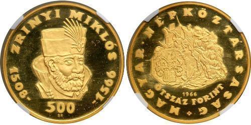 500 Forint Repubblica Popolare d
