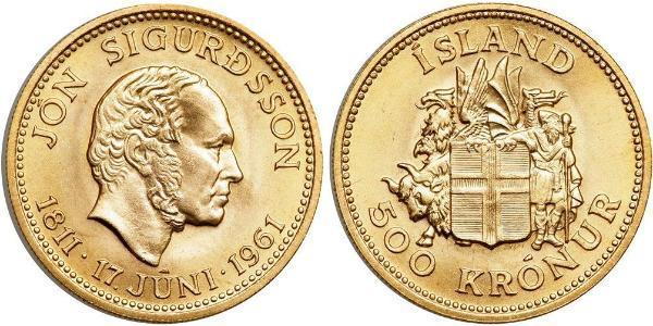 500 Krone Iceland 金