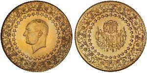 500 Piastre Türkei (1923 - ) Gold Mustafa Kemal Atatürk (1881-1938)