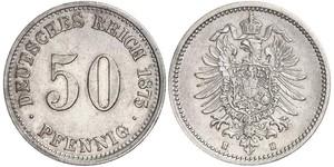 50 Пфенниг Германия