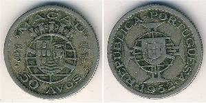 50 Avo Portogallo / Macao (1862 - 1999) Rame/Nichel