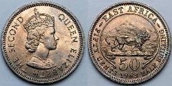 50 Cent África Oriental