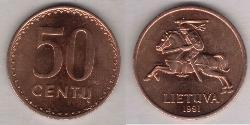 50 Cent 立陶宛