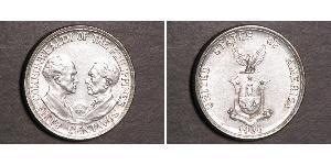 50 Centavo Philippines Silver