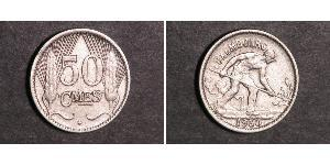 50 Centime Luxembourg