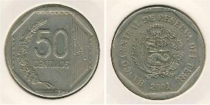 50 Centimo Peru