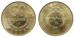 50 Colon Costa Rica