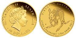50 Dollar Australien (1939 - ) Gold