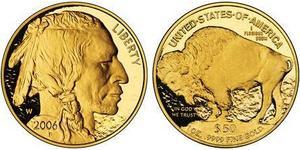 50 Dollar Vereinigten Staaten von Amerika (1776 - ) Gold