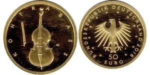 50 Euro Federal Republic of Germany (1990 - ) Gold
