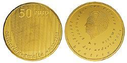 50 Euro Kingdom of the Netherlands (1815 - ) Gold