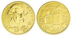 50 Euro Republic of Austria (1955 - ) Gold