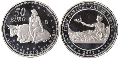 50 Euro 西班牙