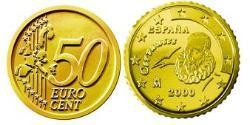 50 Eurocent Kingdom of Spain (1976 - ) Tin/Aluminium/Copper/Zinc