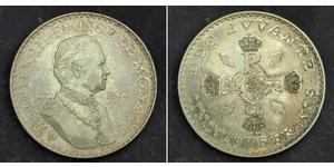 50 Franc Monaco Silber Rainier III. (Monaco)
