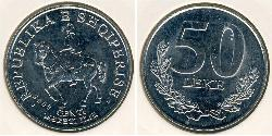 50 Lek Albania