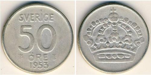 50 Ore Svezia Argento